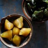 Vietnamesisk traditionell mat för kan 5th Arkivbilder