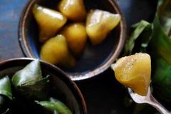 Vietnamesisk traditionell mat för kan 5th Royaltyfri Bild