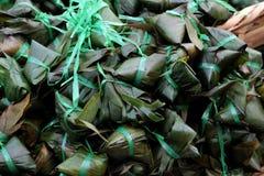 Vietnamesisk traditionell mat, tro för banh u Royaltyfri Bild
