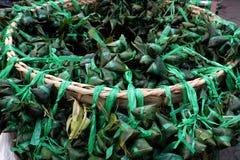Vietnamesisk traditionell mat, tro för banh u Royaltyfri Foto