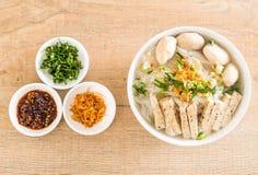 Vietnamesiska nudlar (phoen) Arkivbilder