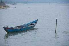 Vietnamesiskt fartyg Arkivfoto