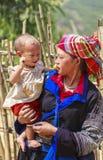 Vietnamesiskt folk i nord av Vietnam arkivfoto