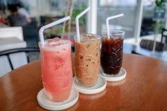 Vietnamesiskt iskaffe, dryck Royaltyfria Bilder