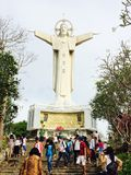 Vietnamita Jesús Imagen de archivo