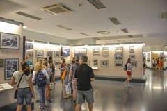 Vietnamkrieg-Rest-Museum Stockbilder