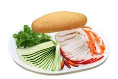 Vietnamse Sandwich Royalty Free Stock Image