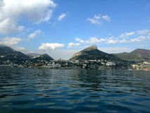 Vietri, amalfitan coast Stock Image