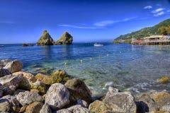 Vietri sul Mare (SA), amalfi coast, Italy : marina Stock Photo