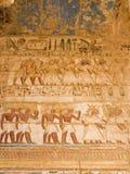 vieux égyptien d'art Images libres de droits