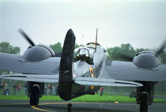 Vieux aéronefs Photos libres de droits