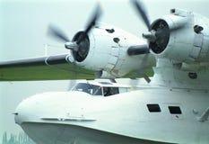 Vieux aéronefs Photographie stock libre de droits
