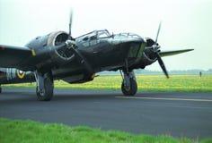 Vieux aéronefs Images libres de droits