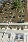 Vieux bâtiment à Los Angeles Image stock