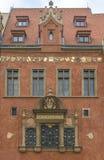 Vieux bâtiment à Prague Images libres de droits