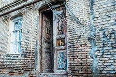 Vieux bâtiment Photo libre de droits