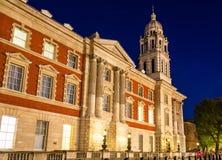 Vieux bâtiment d'Amirauté à Londres Photos stock