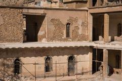 Vieux bâtiment dans Distric du Kurdistan d'Akre Aqrah de l'Irak Photos stock