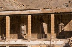 Vieux bâtiment dans Distric du Kurdistan d'Akre Aqrah de l'Irak Image libre de droits
