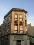 Vieux bâtiment dans la vieille ville Songkhla Images libres de droits
