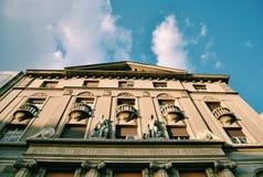Vieux bâtiment de luxe Photographie stock