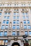 Vieux bâtiment du sud à Boston Image stock