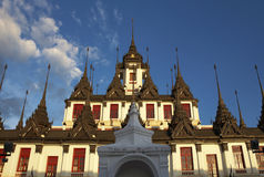 Vieux bâtiment en Thaïlande Image stock