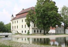 Vieux bâtiment gentil ! image libre de droits