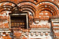 Vieux bâtiment ruiné images stock