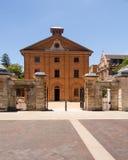 Vieux bâtiments de Hyde Park Barracks Museum images libres de droits