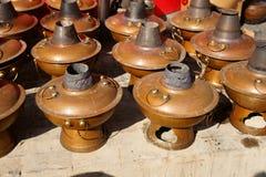 Vieux bac chaud de Pékin Photo stock
