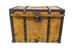 Vieux bagage de vintage Photo libre de droits