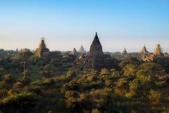 VIEUX BAGAN - MYANMAR Photographie stock