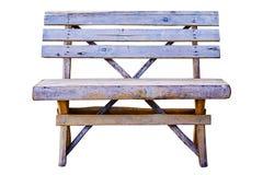 Vieux banc en bois Images stock