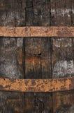 Vieux baril de vigne images stock