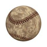 Vieux base-ball illustration de vecteur