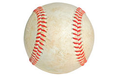 Vieux base-ball images stock