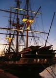 Vieux bateau Images libres de droits