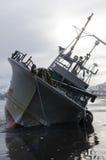 Vieux bateau Photo stock