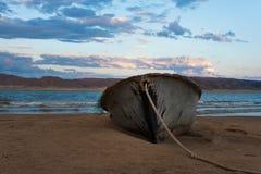 Vieux bateau Photos stock