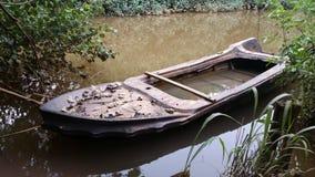 Vieux bateau Images stock