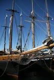 Vieux bateau de navigation Image libre de droits