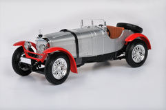 Vieux benz de Mercedes Image libre de droits