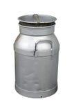 Vieux bidon de lait Image stock