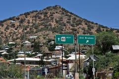 Vieux Bisbee Photo libre de droits