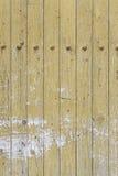 Vieux bois ébréché image libre de droits