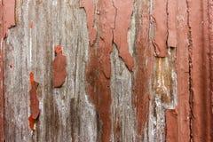 Vieux bois brun 2 de texture Images libres de droits