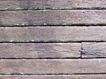 Vieux bois de construction Photos stock