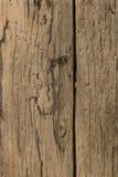 Vieux bois de construction Photos libres de droits