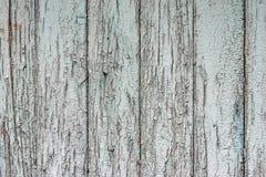 Vieux bois et peinture Photographie stock